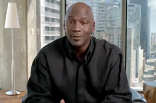 NBA 2K12 Commercial featuring Michael Jordan and Drake