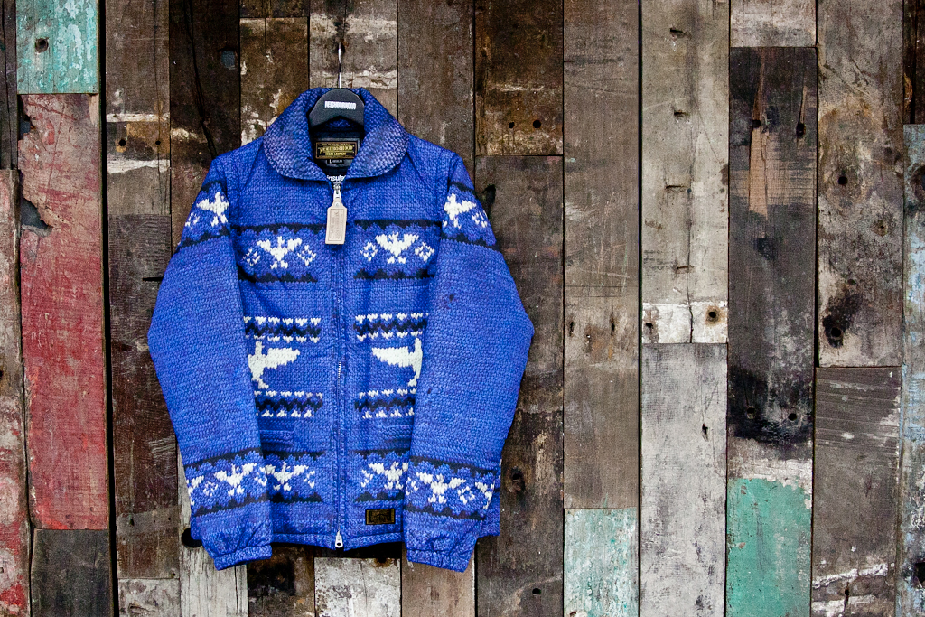 neighborhood eagle cow vee jkt