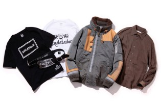 NEIGHBORHOOD x ENGLATAILOR 2011 Fall/Winter Collection