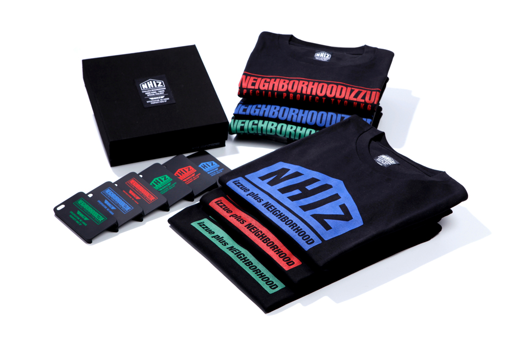 "NEIGHBORHOOD x izzue ""NHIZ"" Boxset"