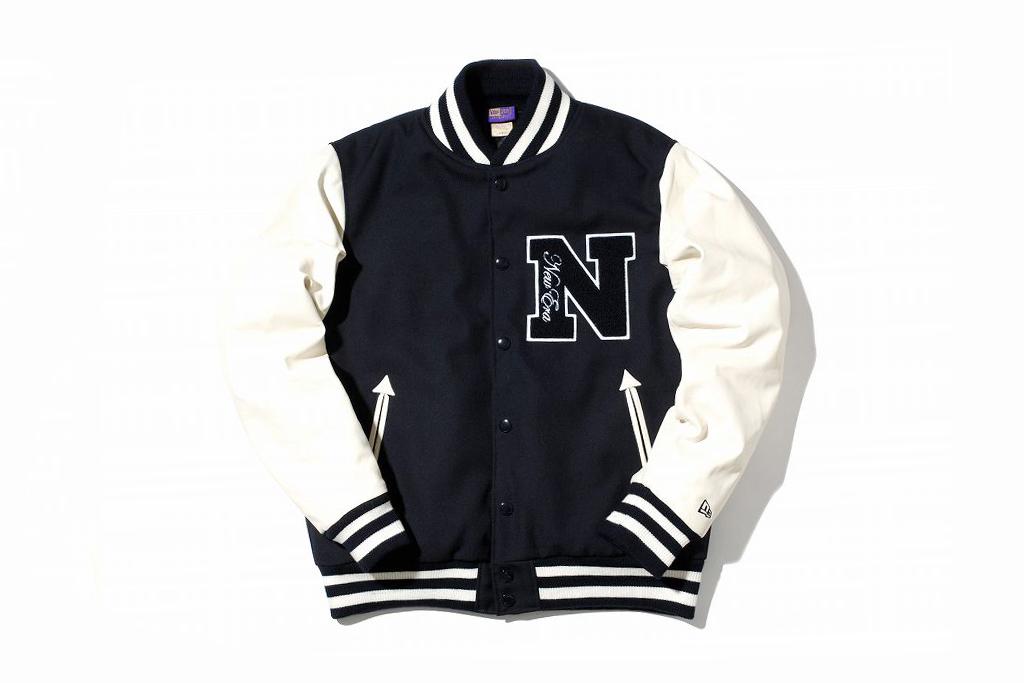 New Era 2011 Fall/Winter Varsity Jacket Collection
