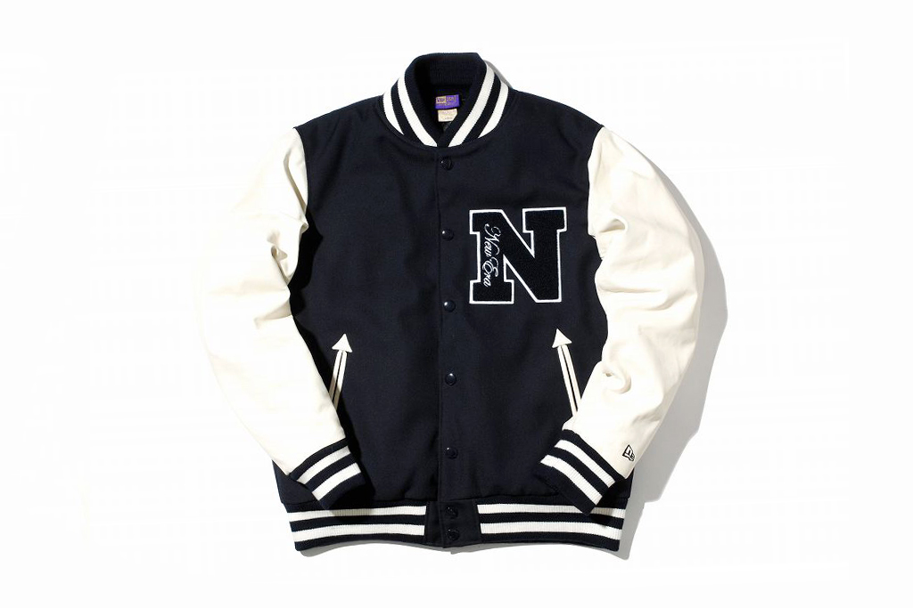 new era 2011 fallwinter varsity jacket collection