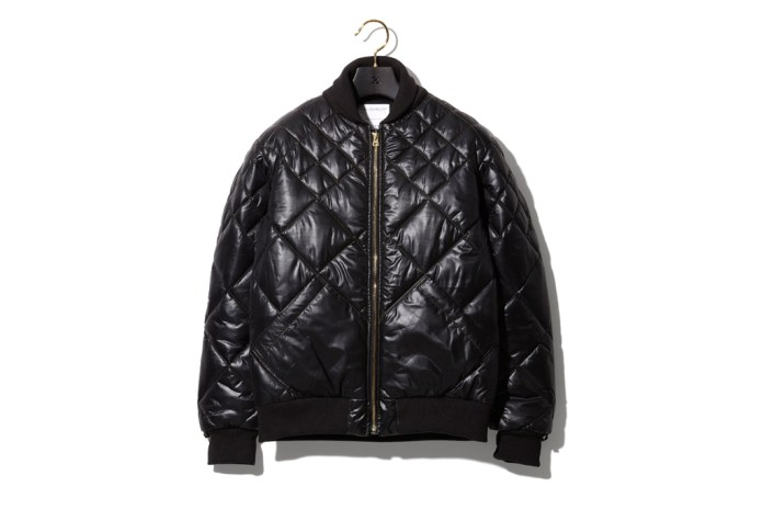 NEXUSVII DIA-QUILT Zip Jacket