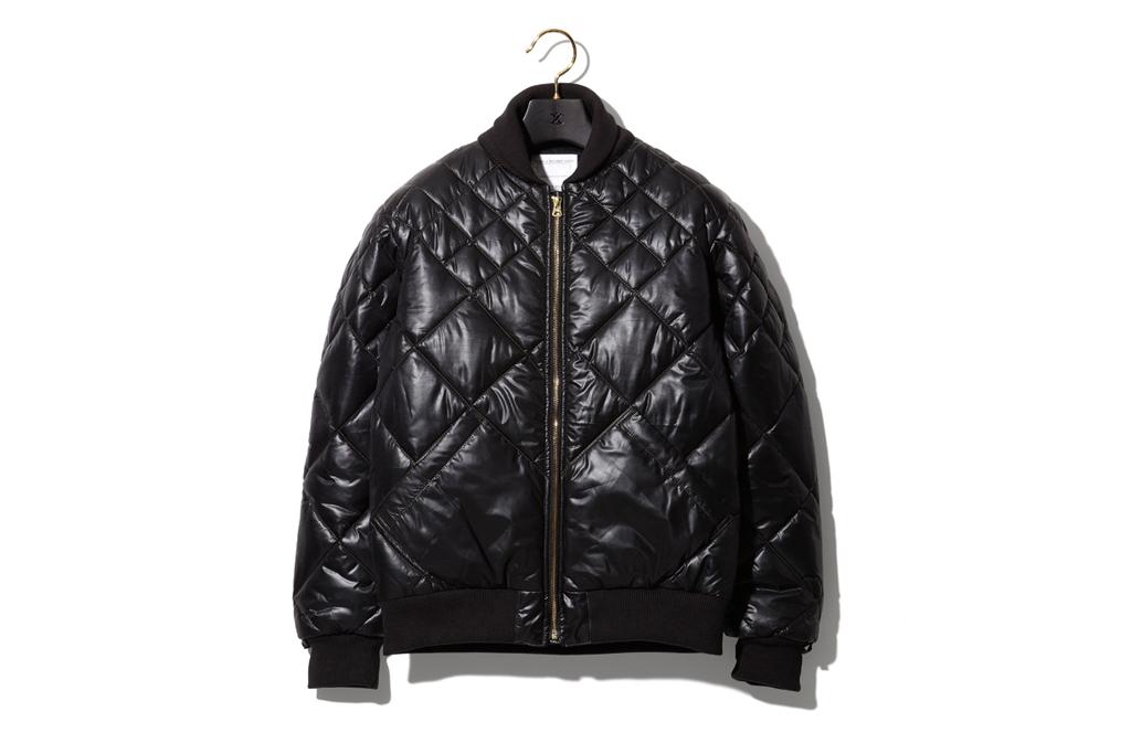 NEXUSVII DIA-QUILT Zip Jacket