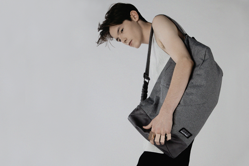 Nicomede Talavera x EASTPAK 2011 Collection & Interview