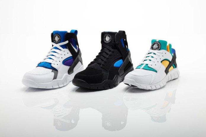 Nike 2012 Huarache Free Basketball and Running