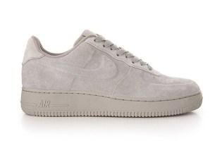 "Nike Sportswear Air Force 1 Low VT Premium ""Medium Grey"""
