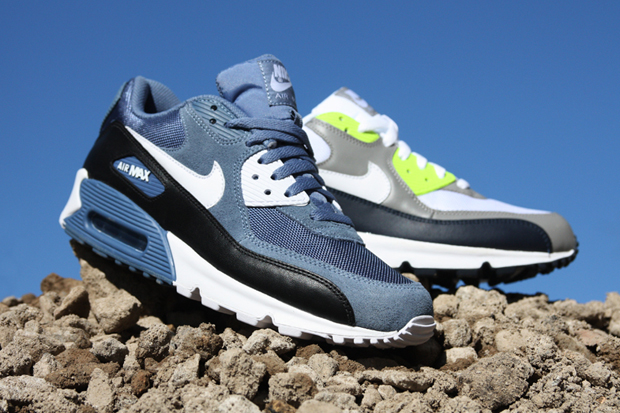 nike sportswear air max 90 2011 fallwinter collection october releases