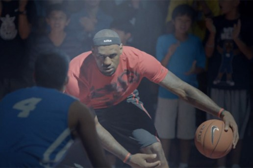 "Nike Basketball: ""Basketball Never Stops"" Commercial"