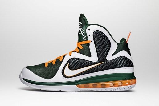 """Nike LeBron 9 """"Miami"""""""