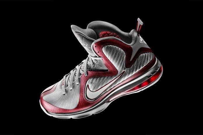 "Nike LeBron 9 ""Ohio State"""