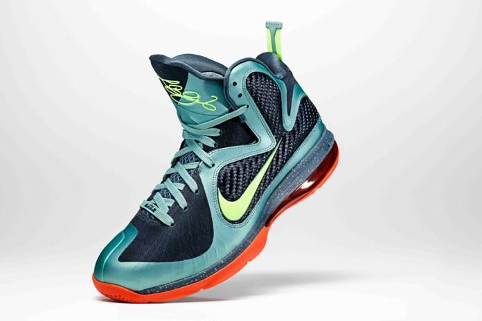 """Nike LeBron 9 """"Cannon"""""""
