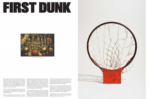 Nike Presents First Dunk: A Story About LeBron James