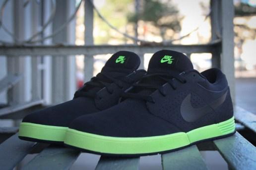 Nike SB Paul Rodriguez 5 Black/Volt