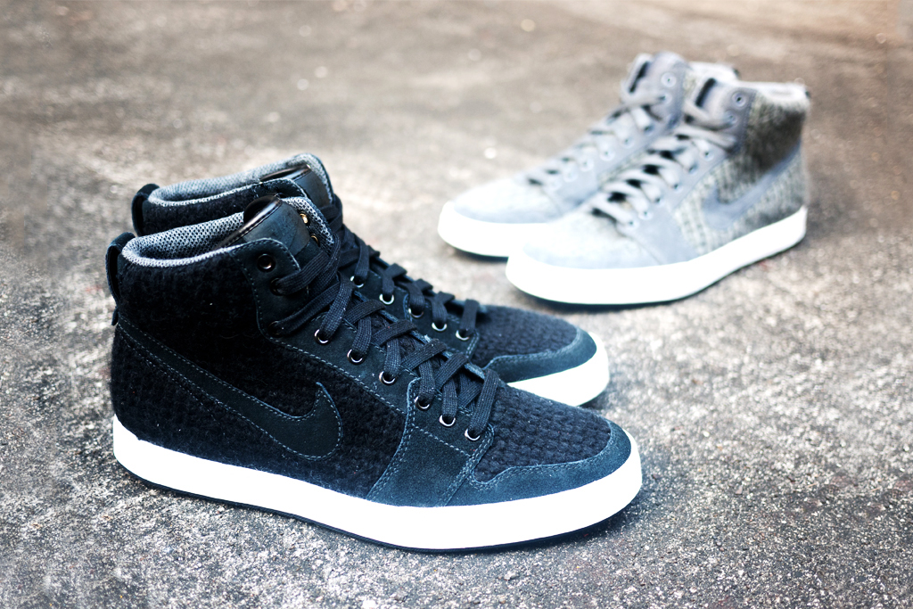 nike sportswear air royal mid knit pack