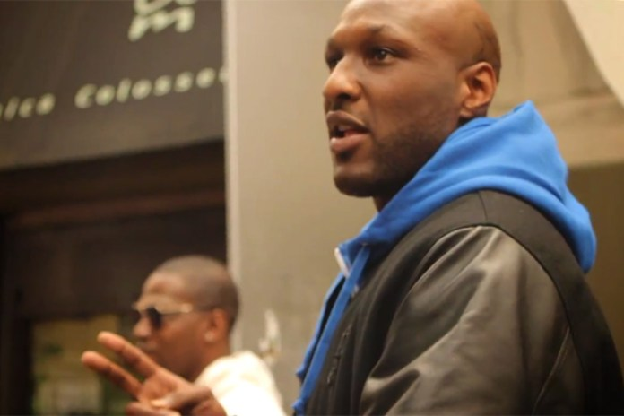 Nike Sportswear presents Always On: Lamar Odom