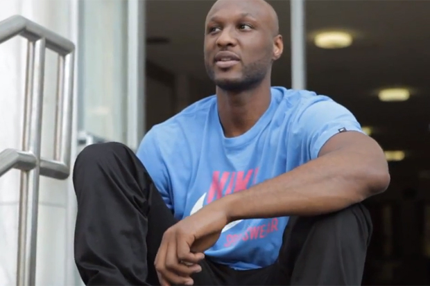 Nike Sportswear: Behind-the-Scenes of Always On: Lamar Odom