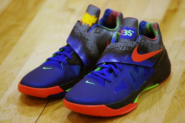 "Nike Zoom KD IV ""Nerf"""