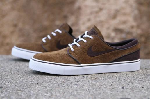 "Nike SB Zoom Stefan Janoski ""Umber Brown"""