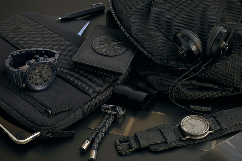 Nixon 2011 Holiday Stealth Collection