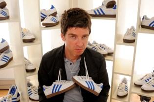 Noel Gallagher x adidas Originals Training 72 NG