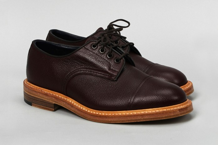 "Norse Store x Tricker's ""Norse Zug"""
