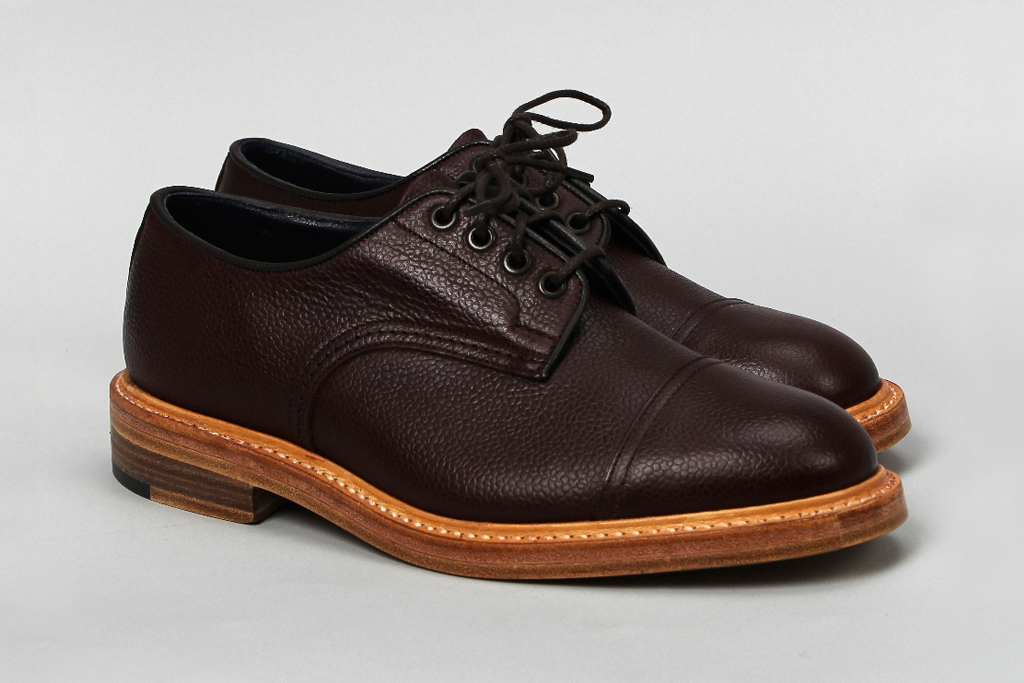 """Norse Store x Tricker's """"Norse Zug"""""""