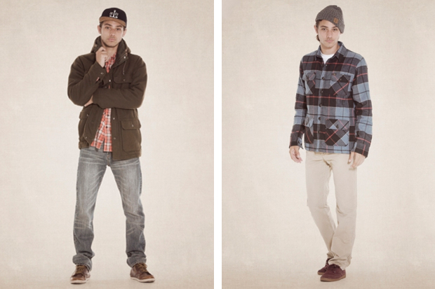 OBEY 2011 Holiday Lookbook