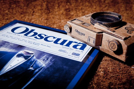 Obscura by SILLY THING Issue 06