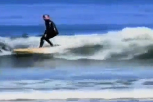 OffTheWall.TV: Surf's Up LA - Scott Caan