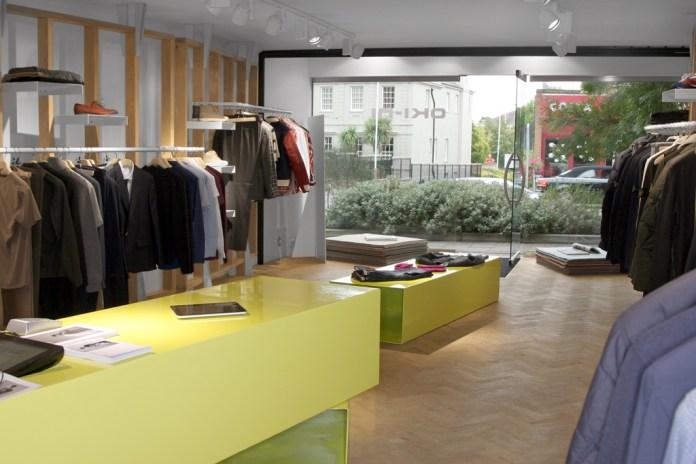 oki-ni ESHER Store Opening