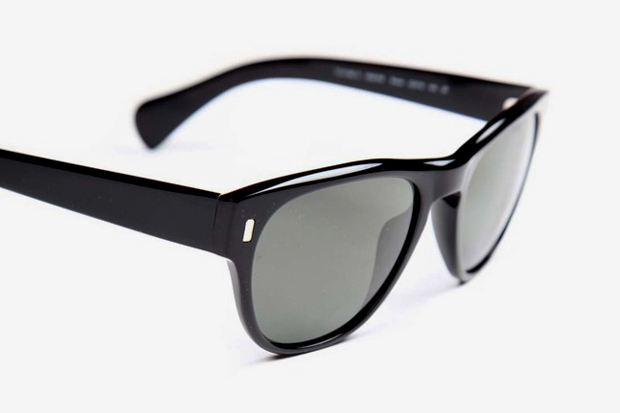 Oliver Peoples Shean Dark Tortoise Sunglasses