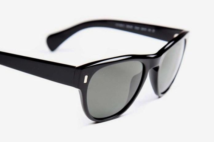 Oliver Peoples Shean Dark Tortoise Sunglasses