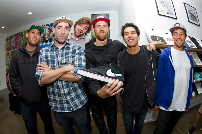 Nike SB Omar Salazar Signature Shoe Release Party Recap