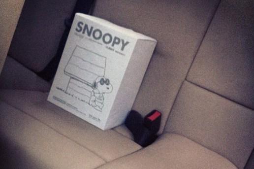 "OriginalFake x Peanuts ""JOE KAWS"" Snoopy Teaser"