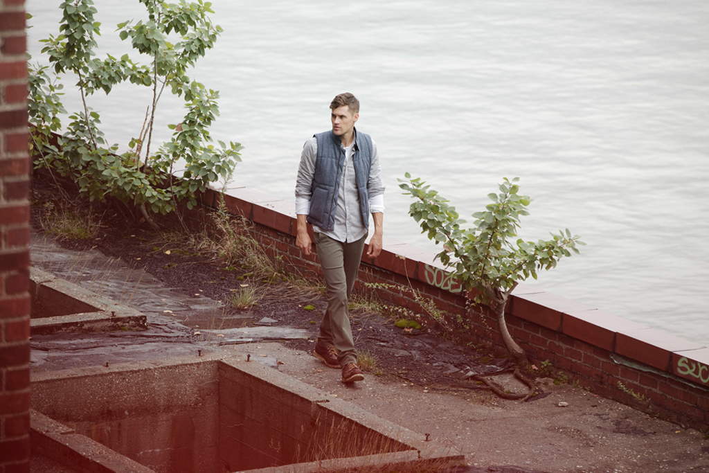 "Outlier 2011 Fall ""In a Technical Nature"" Collection"