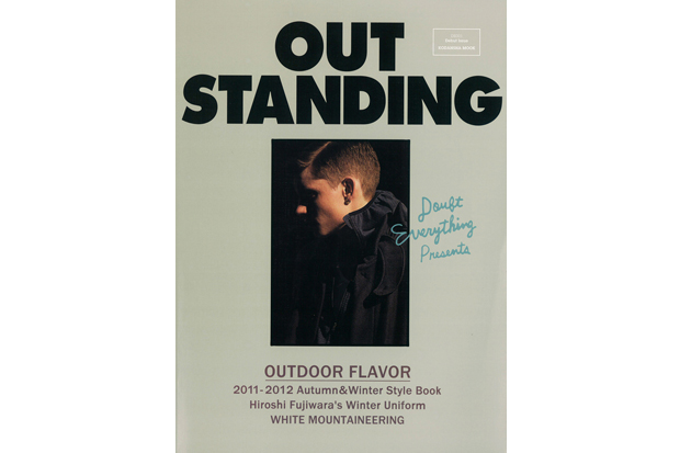 outstanding magazine issue 1