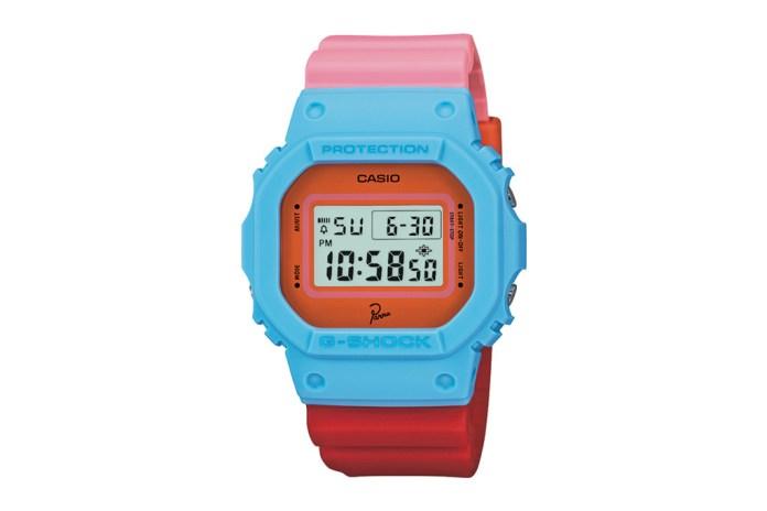 Parra x Casio G-Shock DW-5600PR Watch
