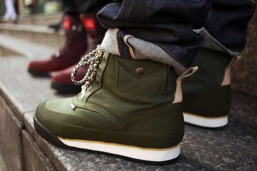 patta x kangaroos 2011 pxk hiking collection