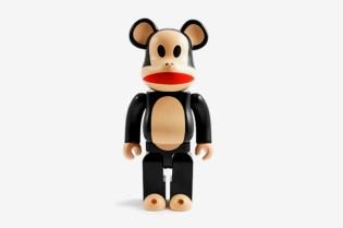 "Paul Frank x Medicom Toy ""Julius"" Bearbrick"