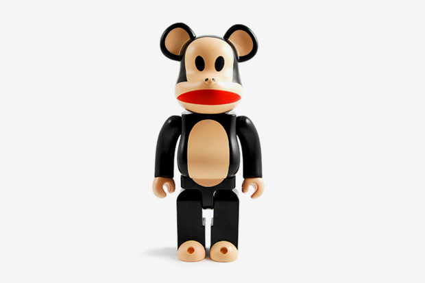 "Paul Frank x Medicom Toy ""Julius"" Bearbrick"