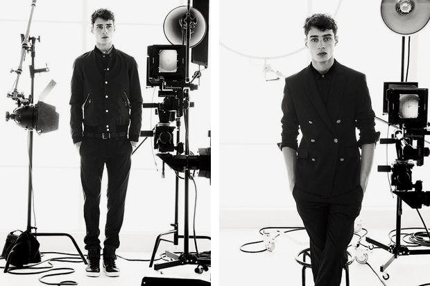 Pierre Balmain 2012 Spring Announcement