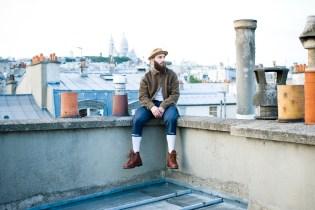 Pigalle & colette x MERRELL WILDERNESS Lookbook