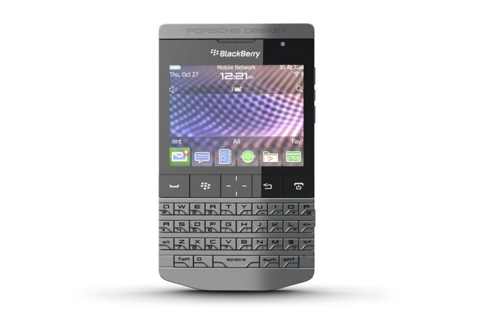 Porsche Design BlackBerry P'9981