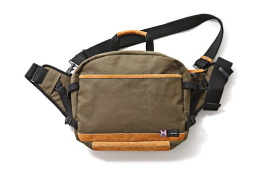 Kinfolk x Porter Original Urban Expedition Bag