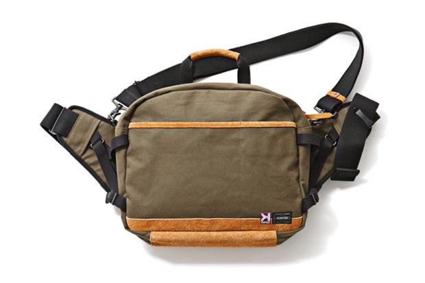 Kinfolk x Porter Original Urban Expedition Bag
