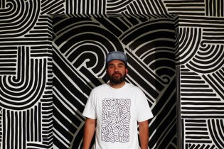 POW WOW Hawaii x Aaron De La Cruz x In4mation Artist T-Shirt