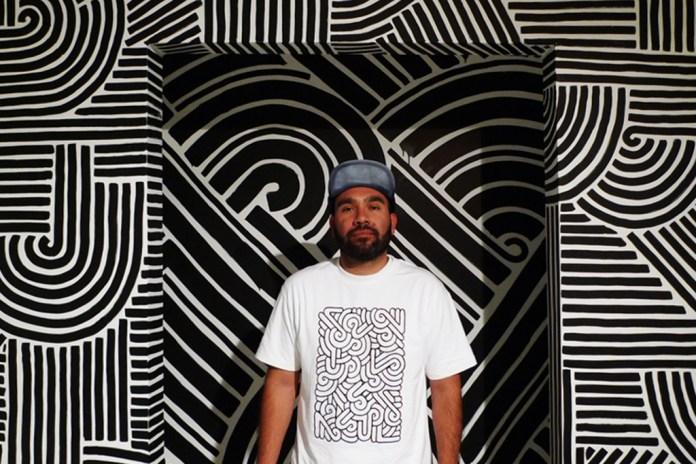 POW WOW Hawaii x Aaron De La Cruz x In4mation Artist T-Shirt