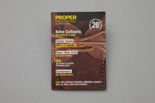Proper Magazine Issue 11