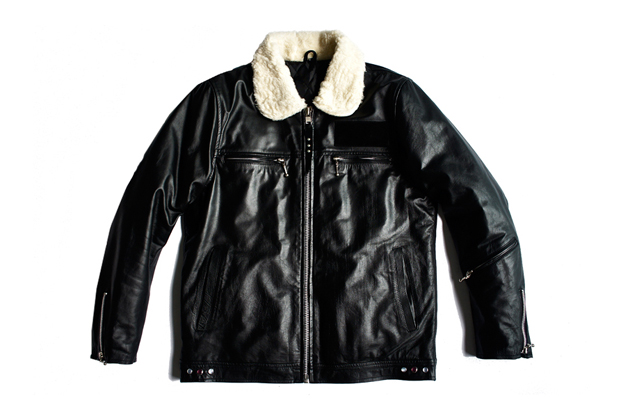 PUKKA Specialist Leather Jacket